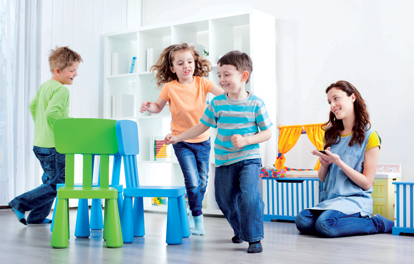 indoor games for little kids  istock 19824227 vgajic - Great Tips for Teaching Six-year-olds